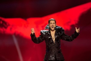 'World domination via Eurovision? Genius! Brouhahahahaha!!'