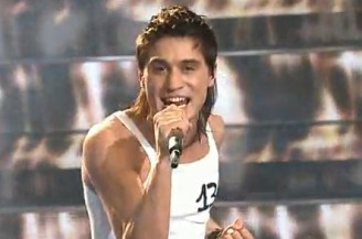 Dima sings the praises of his epic mullet.