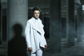 Could Aram (and Robin Stjernberg's jacket) possibly win the ESC for Armenia?